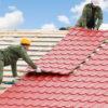 """Монтаж металлочерепицы – сложная крыша """"Под ключ"""" (без утепления)"""