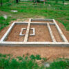 Строительство монолитного ленточного фундамента простого 25612