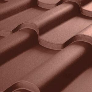Металлочерепица PREMIUM PLUS Arcelor Mittal, 0.5мм PEMA
